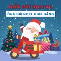 KHUYẾN MÃI quà HOT nhân ngày NOEL tại Xechobe.vn