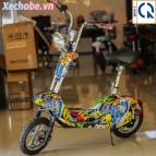 Xe điện mini E-Scooter 12 inch E12