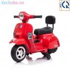 Xe vespa chạy điện cho bé A008 PX150
