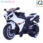 Xe mô tô điện thể thao cho trẻ R1 (Tay ga)