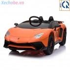 Xe ô tô điện trẻ em BDM-0913 được cấp phép hãng Lamborghini