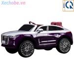 Xe ô tô điện cao cấp cho trẻ H9 Sơn tĩnh điện