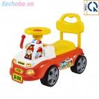 Chòi chân xe cứu hỏa cho bé QX-3350