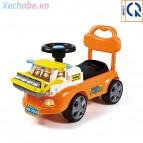 Xe đẩy chân kiểu xe lu QX-3356
