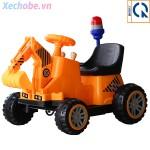 Xe máy xúc chạy điện cho trẻ LS-888