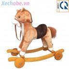 Ngựa bập bênh cho bé Broller GS1010W