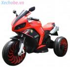 Xe mô tô điện cực khủng cho bé 900