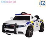 Xe hơi điện cảnh sát cho bé JC-666