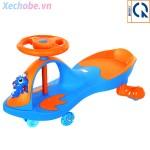 Xe lắc cho trẻ em QT-8091
