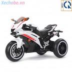 Xe moto điện R6 2 bánh và 3 bánh