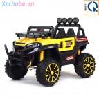 Ô tô điện Jeep siêu mạnh mẽ cho trẻ UTV DLX-6188