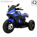Xe mô tô điện 3 bánh cho bé BJQ-R8