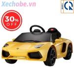 Siêu xe ô tô điện trẻ em Lamborghini 81700 (LP700-4)