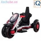 Xe mô tô điện trẻ em 3 bánh RBT-666