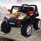Xe hơi điện địa hình cho bé WN-206