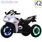 Xe moto điện 3 bánh cho bé BRJ-675