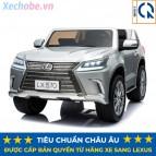 Xe ô tô chạy điện LEXUS LX570 tiêu chuẩn châu Âu