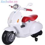 Xe máy điện cho bé Vespa YH-8820